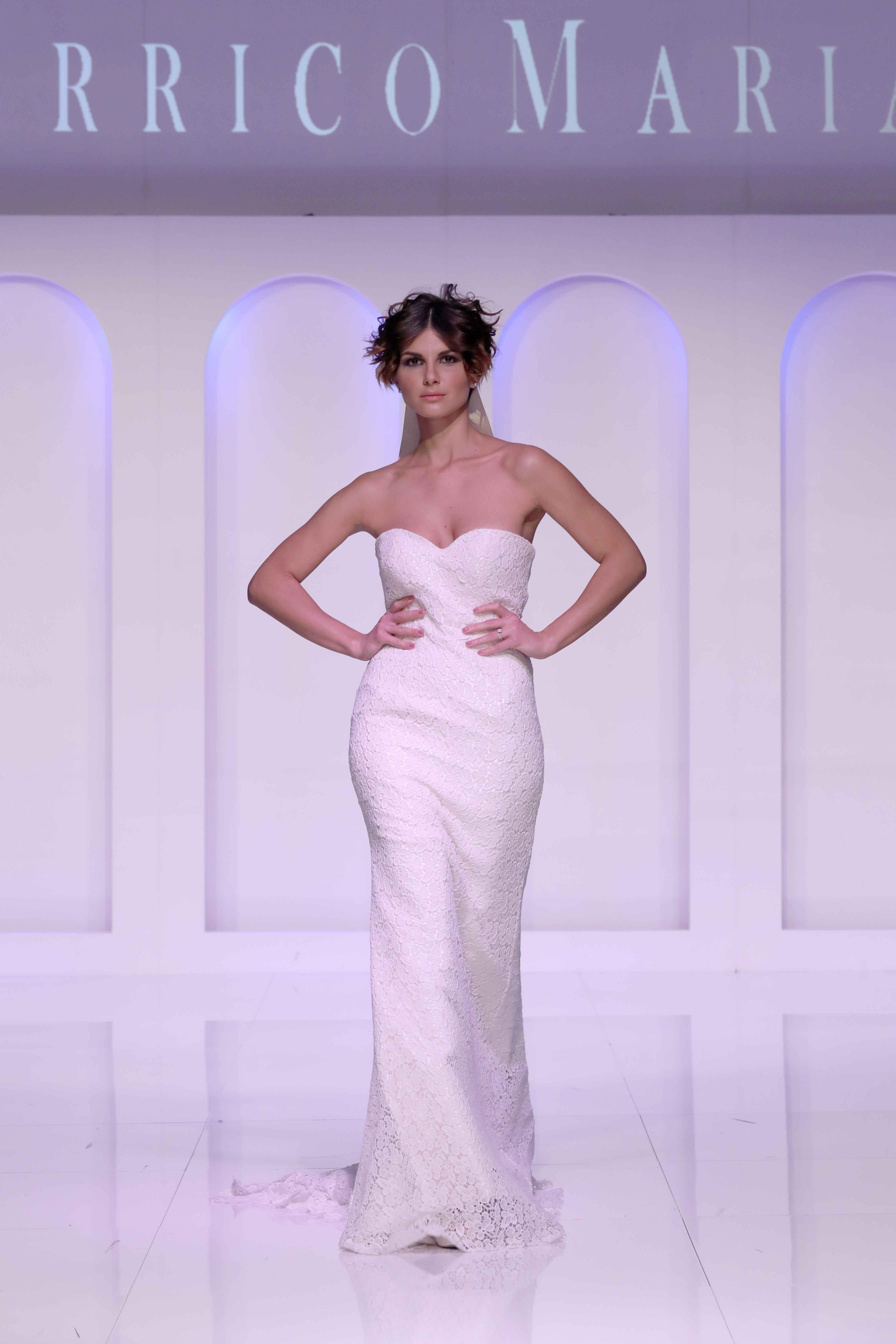 58712a2d0196 Gli Abiti da Sposa Errico Maria rappresentano l eccellenza del Made in  Italy  quell abito che